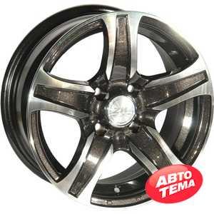 Купить ZW 337 BEP R15 W6.5 PCD4x100 ET35 DIA67.1