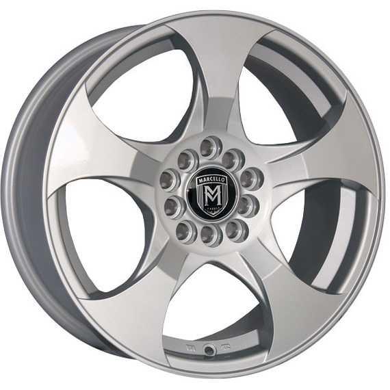 Купить MARCELLO MR-34 Silver R16 W7 PCD5x100/112 ET38 DIA73.1
