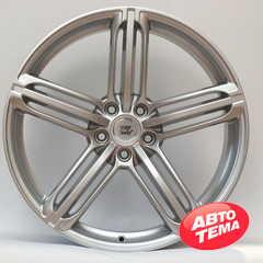 Купить WSP ITALY Pompei W560 (SILVER) R19 W8.5 PCD5x112 ET43 DIA66.6