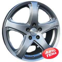 Купить ALEKS F183 HS R17 W7.5 PCD5x108 ET45 DIA73.1