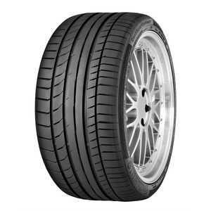 Купить Летняя шина CONTINENTAL ContiSportContact 5P 255/40R19 100Y
