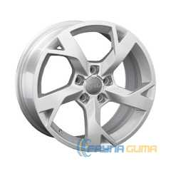 WSP Italy Audi W548 Silver -