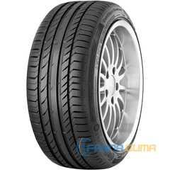 Купить Летняя шина CONTINENTAL ContiSportContact 5 SUV 255/50R19 103W Run Flat
