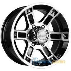 RW (RACING WHEELS) H-468 BK-F/P -