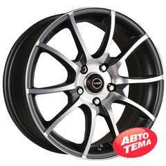 Купить RW (RACING WHEELS) H-470 BK-F/P R15 W6.5 PCD4x114.3 ET40 DIA67.1