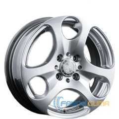 Купить RW (RACING WHEELS) H-344 HS R14 W6 PCD4x114.3 ET35 DIA73.1