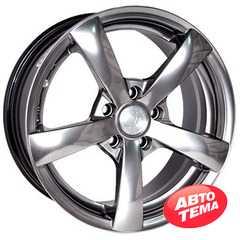Купить RW (RACING WHEELS) H-337 HPT R15 W6.5 PCD4x114.3 ET40 DIA67.1