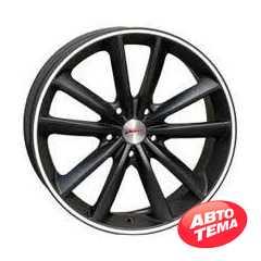 Купить RS LUX Wheels L 0088 MLHB R17 W7 PCD5x112 ET17 DIA66.6