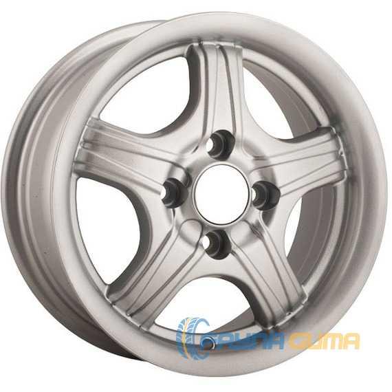 Купить Легковой диск ANGEL Star 311 S R13 W5.5 PCD4x100 ET30 DIA67.1