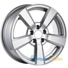 Купить Легковой диск ANGEL Formula 503 S R15 W6.5 PCD4x114.3 ET35 DIA67.1