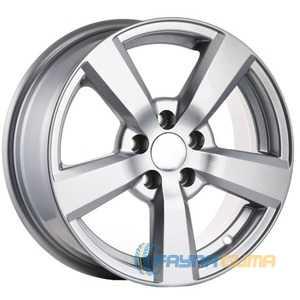 Купить Легковой диск ANGEL Formula 503 S R15 W6.5 PCD5x114.3 ET35 DIA72.6