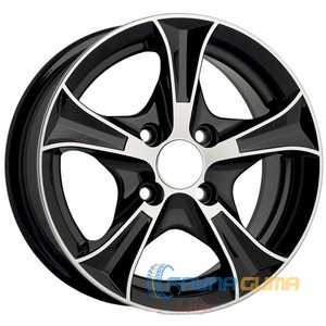 Купить Легковой диск ANGEL Luxury 506 BD R15 W6.5 PCD5x98 ET35 DIA67.1