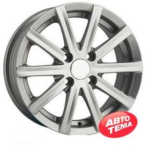 Купить Легковой диск ANGEL Baretta 405 S R14 W6 PCD5x100 ET37 DIA57.1