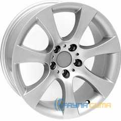 Купить WSP ITALY W637 ELETTA BMW SILVER R16 W7 PCD5x120 ET15 DIA72.6