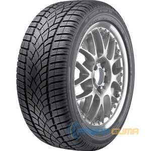 Купить Зимняя шина DUNLOP SP Winter Sport 3D 245/45R18 100V Run Flat