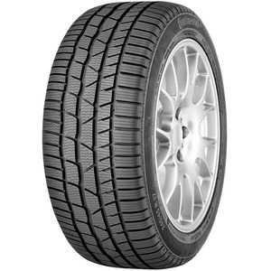 Купить Зимняя шина CONTINENTAL ContiWinterContact TS 830P 235/55R18 104H