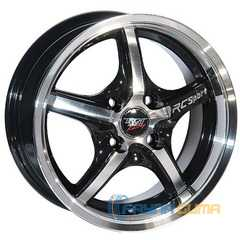 Купить Легковой диск ALLANTE 507 BF R14 W6 PCD4x98 ET25 DIA58.6