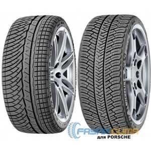 Купить Зимняя шина MICHELIN Pilot Alpin PA4 245/50R18 100H Run Flat