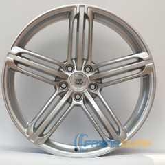 Купить WSP ITALY Pompei AU60 W560 SILVER R17 W8 PCD5x112 ET39 DIA66.6