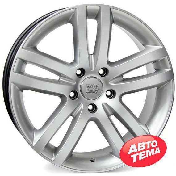 Купить WSP ITALY W551 HYPER SILVER R18 W8 PCD5x130 ET56 DIA71.6