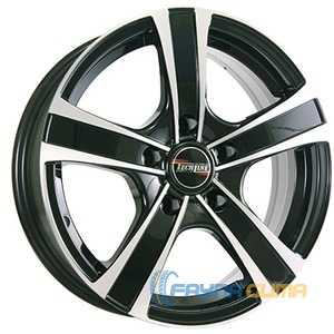 Купить TECHLINE 619 BD R16 W6.5 PCD5x118 ET46 DIA71.1