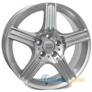 Купить Легковой диск WSP ITALY DIONE W763 SILVER R18 W8.5 PCD5x112 ET48 DIA66.6