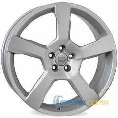 Купить WSP ITALY BALTICA W1256 MATT SILVER R17 W7.5 PCD5x108 ET49 DIA67.1