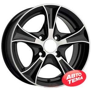 Купить Легковой диск ANGEL Luxury 506 BD R15 W6.5 PCD5x100 ET35 HUB57.1