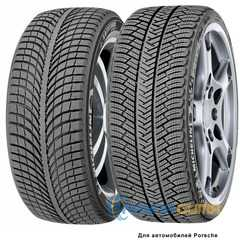 Зимняя шина MICHELIN Latitude Alpin 2 (LA2) -