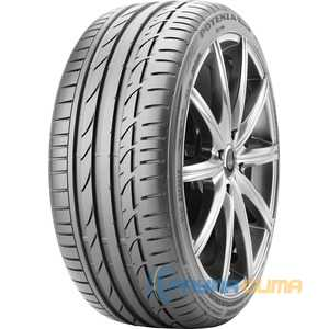 Купить Летняя шина BRIDGESTONE Potenza S001 225/50R17 94W