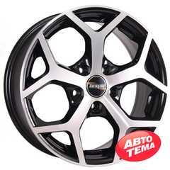 Купить TECHLINE 721 BD R17 W7.5 PCD5x108 ET50 DIA63.4