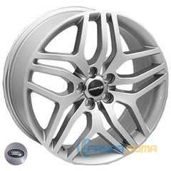 Купить ZW BK 643 S R20 W8.5 PCD5x120 ET45 DIA72.6