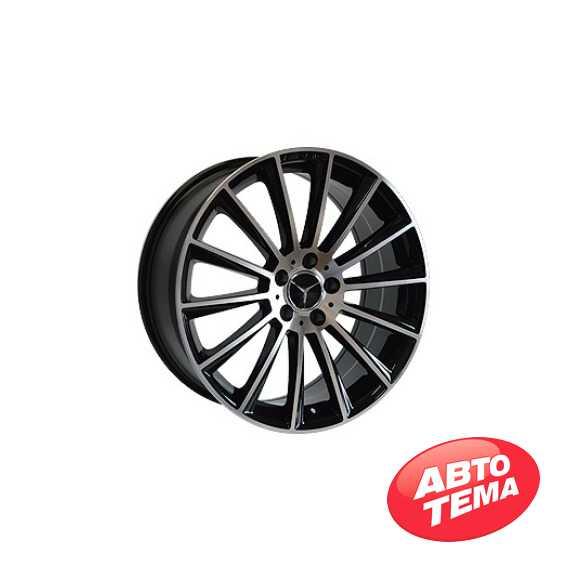 Купить REPLICA MR900 BKF R20 W8.5 PCD5x112 ET38 DIA66.6