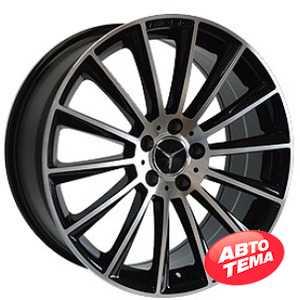 Купить REPLICA MR900 BKF R20 W9.5 PCD5x112 ET38 DIA66.6