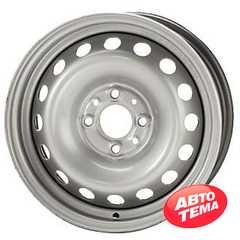 Купить Легковой диск STEEL ARRIVO 42E45S SILVER R13 W4.5 PCD4x114.3 ET45 DIA69.1