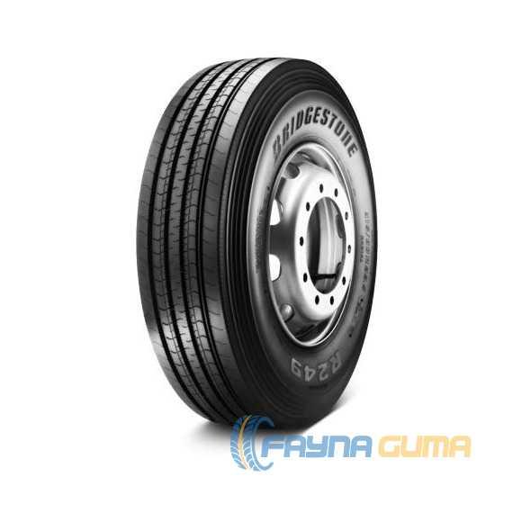 Купить BRIDGESTONE R249 (рулевая) 385/55R22.5 160K