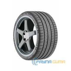 Летняя шина MICHELIN Pilot Super Sport -