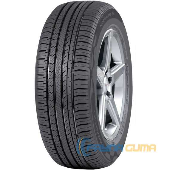 Купить Летняя шина NOKIAN NORDMAN SC 215/75R16C 116/114S