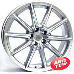 Купить WSP ITALY Cannes W251 (SILVER - Серебро) R18 W8 PCD5x110 ET41 HUB65.1