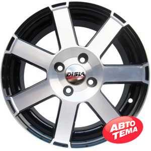 Купить DISLA Hornet 501 BD R15 W6.5 PCD4x114.3 ET35 DIA67.1