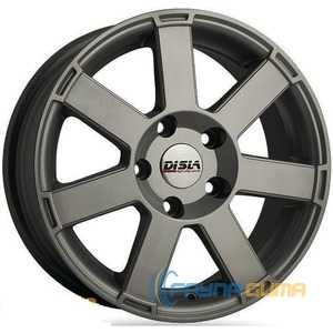 Купить DISLA Hornet 501 GM R15 W6.5 PCD5x98 ET35 DIA67.1