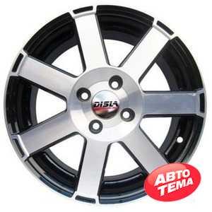 Купить DISLA HORNET 601 BD R16 W7 PCD5x100 ET38 DIA67.1