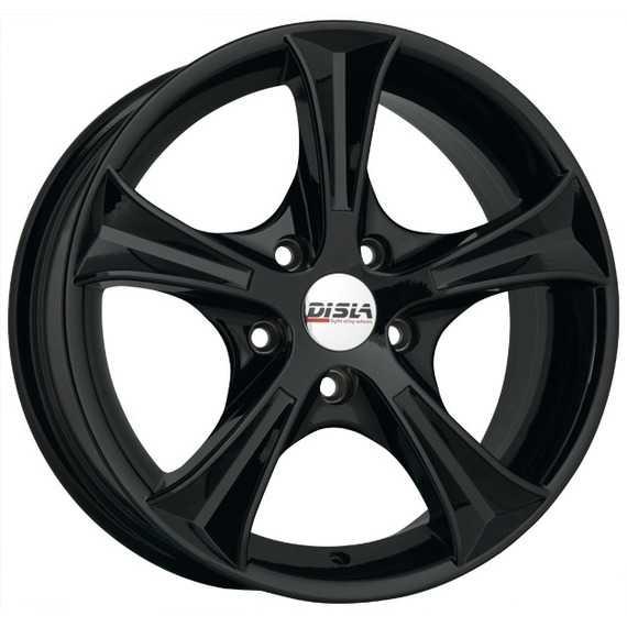 Купить DISLA Luxury 306 Black R13 W5.5 PCD4x100 ET30 DIA67.1