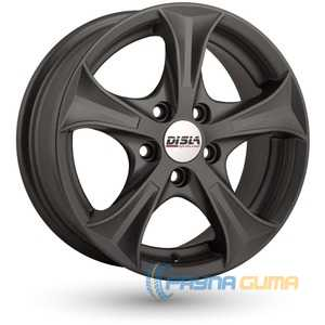 Купить DISLA Luxury 506 GM R15 W6.5 PCD5x108 ET35 DIA67.1