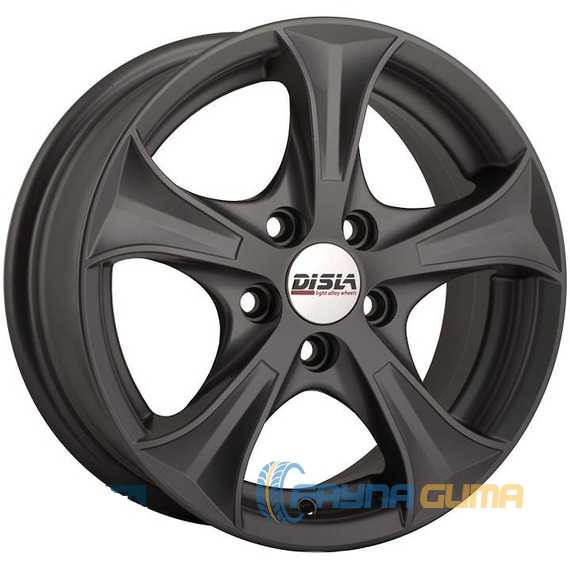 Купить DISLA Luxury 606 GM R16 W7 PCD5x114.3 ET38 DIA67.1