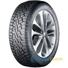 Купить Зимняя шина CONTINENTAL ContiIceContact 2 245/45R17 99T (шип)