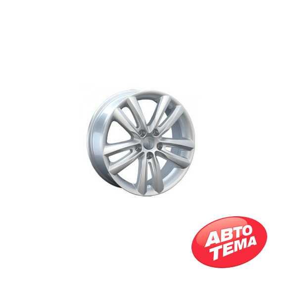 Купить REPLAY KI23 Silver R17 W7 PCD5x114.3 ET41 HUB67.1