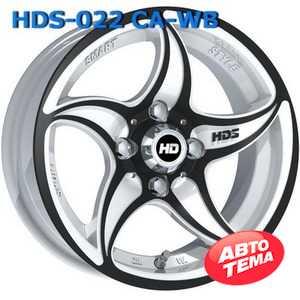 Купить HDS 022 CA-WB R13 W5.5 PCD4x98 ET12 DIA58.6