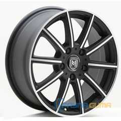 Купить MARCELLO MR-11 GM R16 W6.5 PCD5x114.3 ET38 DIA73.1
