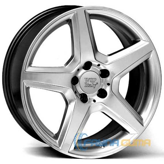 WSP ITALY MERCEDES AMG III Budapest ME31 SILVER W731 -